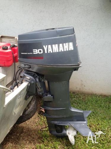 Yamaha 30 Hp Outboard Motor