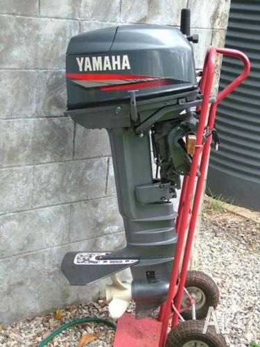Yamaha 30hp 2cylinder 2 stroke long shaft for sale in for Yamaha 30hp 2 stroke
