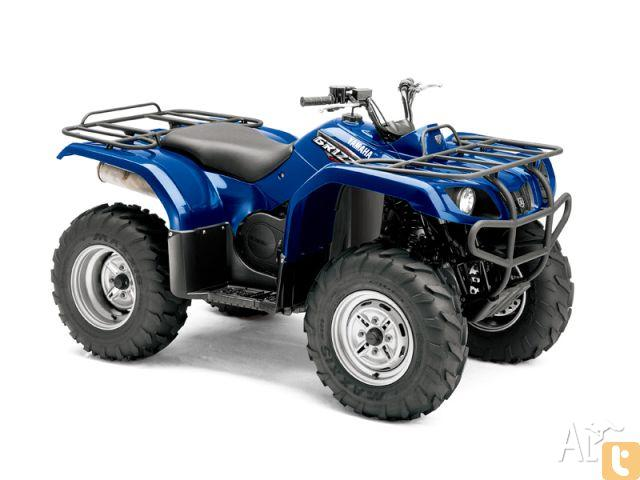 2010+Yamaha+Grizzly+For+Sale YAMAHA 350CC YFM350A GRIZZLY 350 9 2010