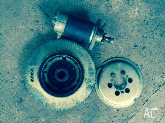 Yamaha 40 / 50 Hp Electric Start Conversion Kit for Sale in