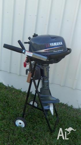 Yamaha 4stroke 4HP