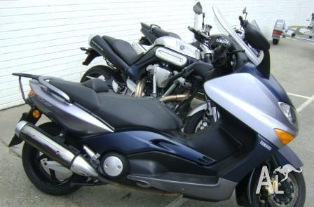 Yamaha 500cc tmax 500 xp500 n 2006 for sale in ferntree for Yamaha 500cc sport bikes