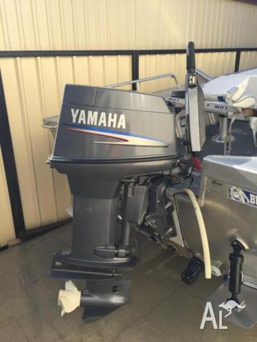 Yamaha 50 hp 2 stroke