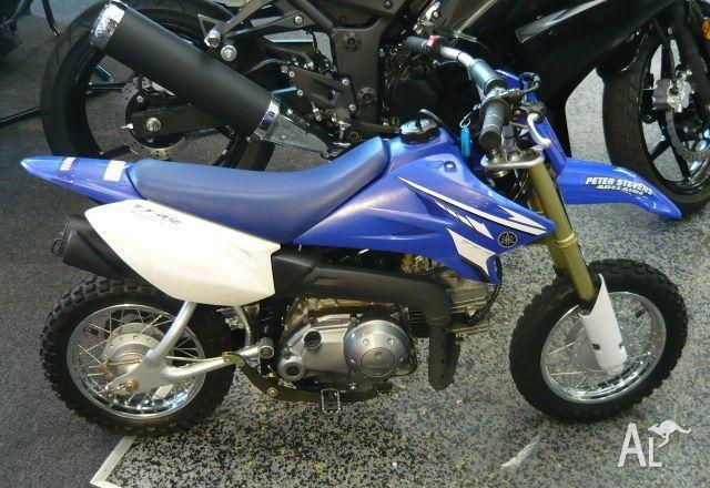 Yamaha 50cc ttr50e x 2008 for sale in morphett vale south for Yamaha ttr50 price