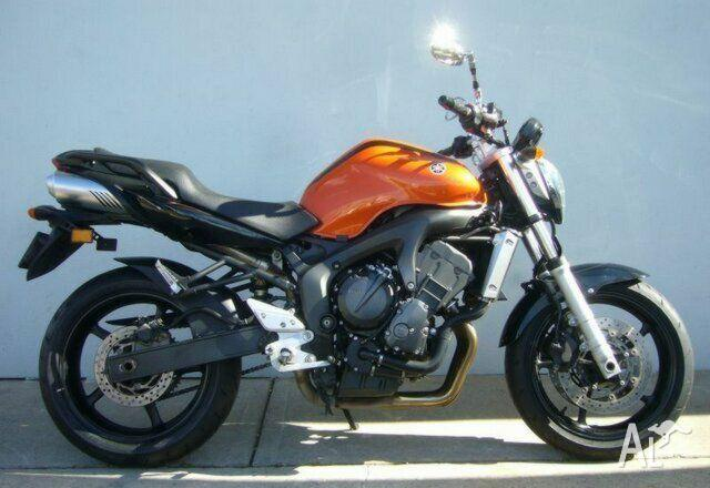 Buy 2013 Yamaha FZ8 Sportbike on 2040-motos