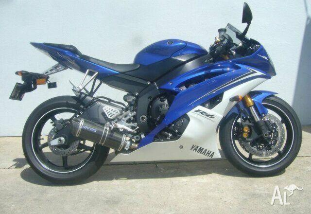 Yamaha 600cc r6 2010 for sale in blacktown new south for 2010 yamaha r6 for sale