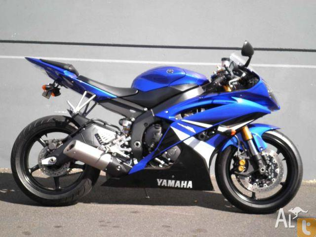 yamaha 600cc yzf r6 2008 for sale in mandurah western australia classified. Black Bedroom Furniture Sets. Home Design Ideas