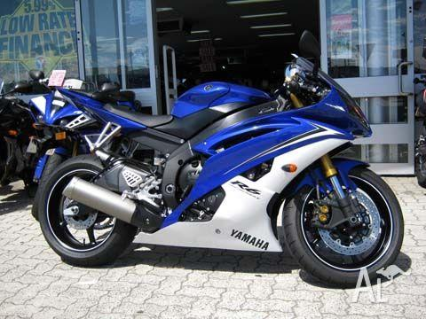 Yamaha 600cc yzf r6 2010 for sale in victoria park for 2010 yamaha r6 for sale