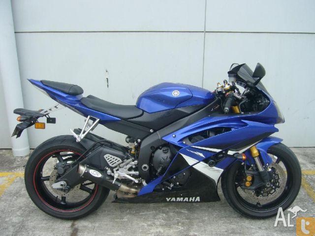 yamaha 600cc yzf r6 x 2008 for sale in ipswich queensland classified. Black Bedroom Furniture Sets. Home Design Ideas