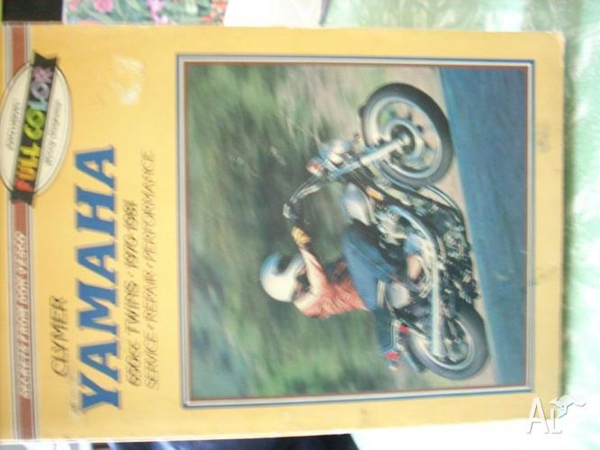 yamaha 650 twin workshop manual