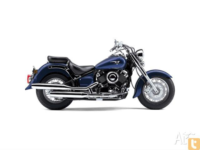 Yamaha 650cc xvs650a v star classic 9 2011 for sale in for Yamaha vstar 650 parts