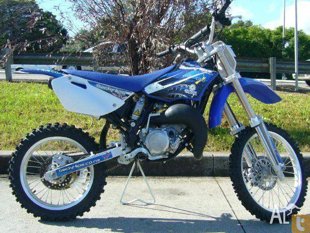 yamaha 85cc yz85lw 9 2010 for sale in campbelltown new