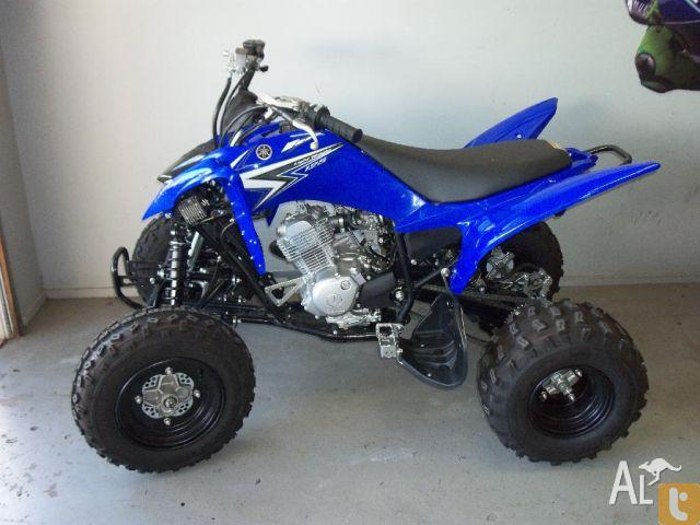 Yamaha 90cc yfm90r raptor 90 9 2010 for sale in nowra new for 2011 yamaha raptor 90 for sale