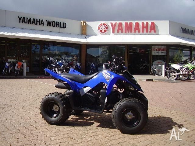 Yamaha 90cc yfm90r raptor 90 9 2010 for sale in clarence for 2011 yamaha raptor 90 for sale