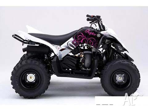 Yamaha 90cc yfm90r raptor 90 2011 for sale in balcatta for 2011 yamaha raptor 90 for sale