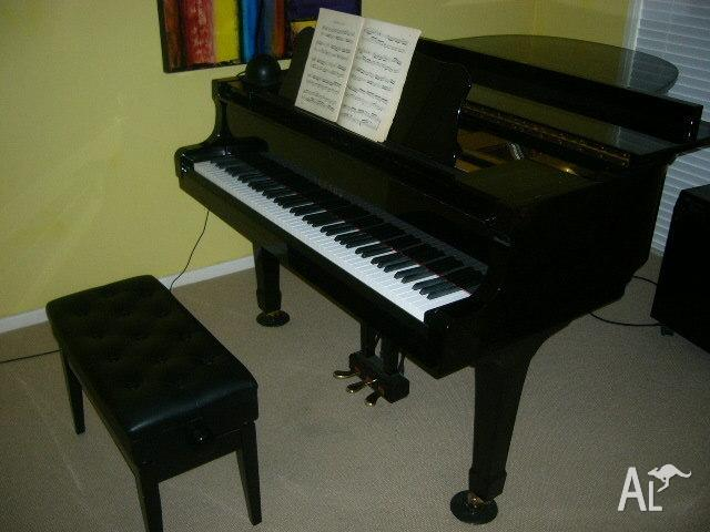 Yamaha disklavier grand piano for sale in the gap for Yamaha disklavier grand piano