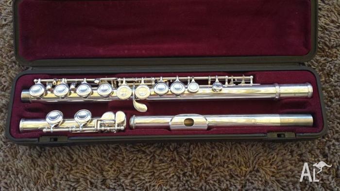 Yamaha f100 asii flute for sale in aranda australian for Piccolo prices yamaha
