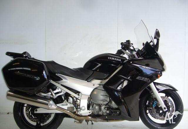 YAMAHA FJR1300 1300CC N 2001 in PARRAMATTA, New South Wales for sale