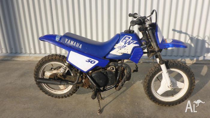 Yamaha Peewee