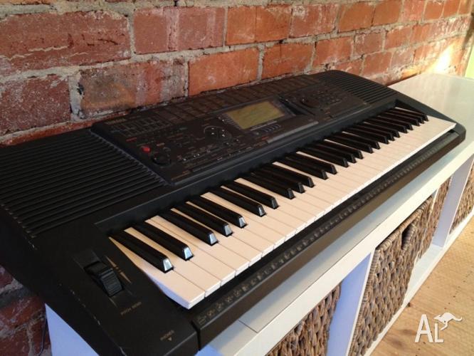 Yamaha PSR-A3 Keyboard for Sale in BRADDON, Australian