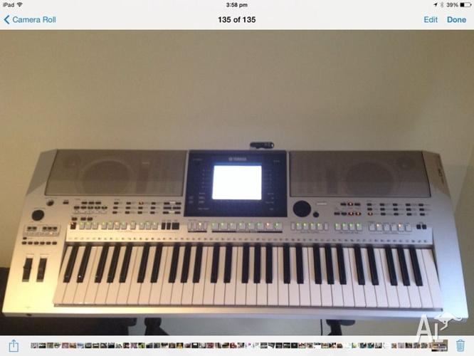 Yamaha psr 700 oriental for sale in airport west victoria for Yamaha psr s950 for sale
