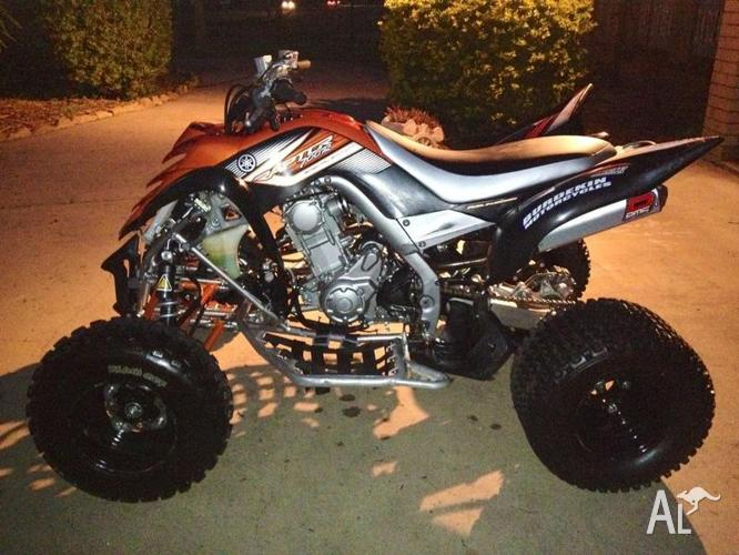 Yamaha Raptor 700 Special Edition For Sale In West End