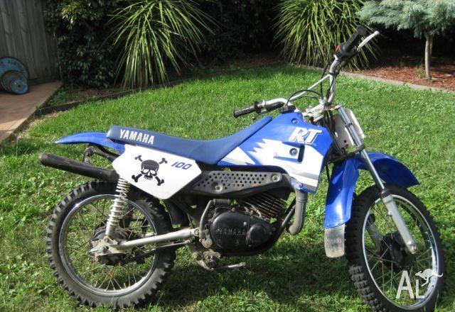 yamaha rt100 2000 for sale in south morang victoria