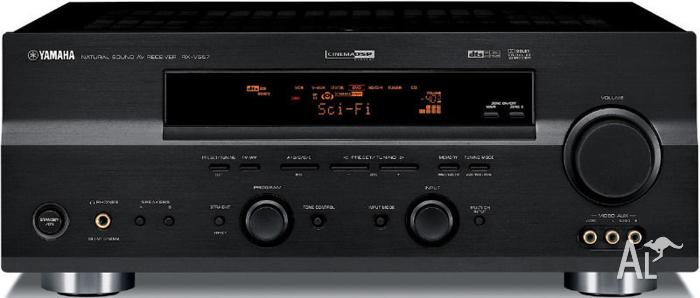 Yamaha RX-V557 6.1 Channel Digital Home Theater
