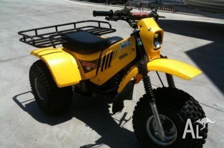 Yamaha Tri Moto  Pull Start