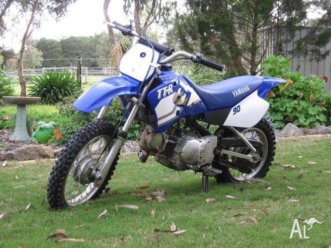 Yamaha ttr 90 2000 model for sale in ashbourne south for Yamaha ttr models