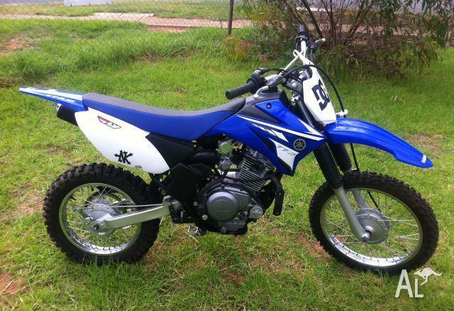 YAMAHA TTR125E X  2009