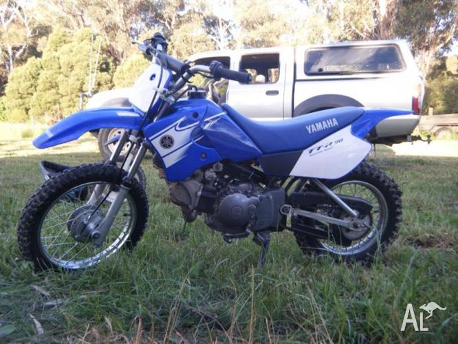 Yamaha ttr 90 for sale in big pats creek victoria for 2011 yamaha raptor 90 for sale