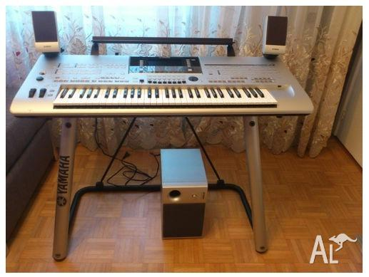 Yamaha Tyros 4 for Sale in GOULBURN, New South Wales Classified