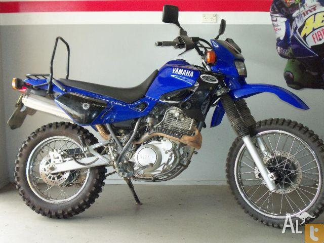 yamaha xt600e 600cc n 2003 for sale in nowra new south wales classified. Black Bedroom Furniture Sets. Home Design Ideas