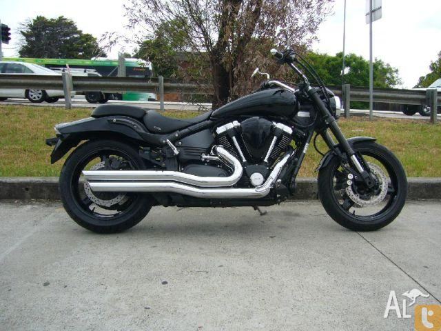 Yamaha xv1700 road star warrior 1700cc r 2005 for sale in for 2005 yamaha road star 1700 value