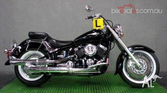 Yamaha xvs400 dragstar 400cc 2005 for sale in north for Yamaha 400cc motorcycle