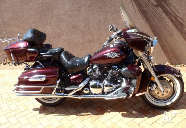 Yamaha xvz1300tf royal star venture v 2005 for sale in for Yamaha royal star parts