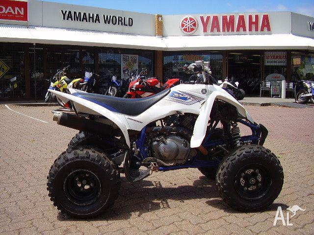 Yamaha yfm350 raptor 350 4x2 350cc s 2007 for sale in for 2007 yamaha raptor 350 top speed