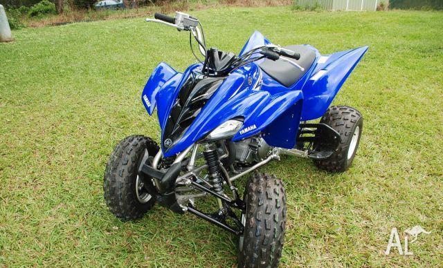 Yamaha yfm350rse raptor w 2010 for sale in oxenford for Yamaha raptor 90cc