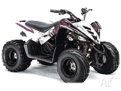 Yamaha yfm90r raptor 90 90cc for sale in hamilton hill for 2011 yamaha raptor 90 for sale