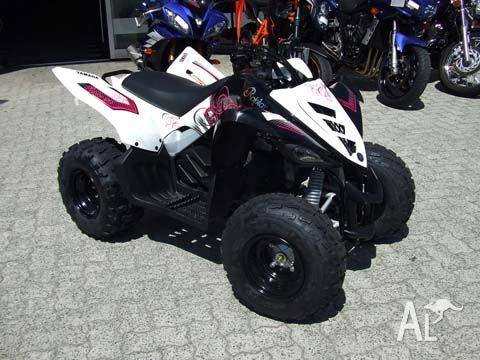 Yamaha yfm90r raptor 90 90cc 2010 for sale in victoria for 2011 yamaha raptor 90 for sale