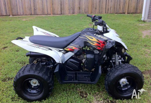 Yamaha yfm90r raptor 90 2008 for sale in ayr queensland for 2011 yamaha raptor 90 for sale