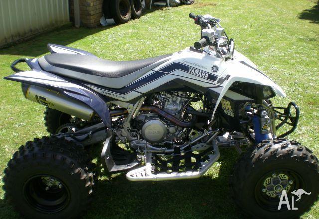 Yamaha yfz450se w 2007 for sale in burnie tasmania for 2007 yamaha yfz450 parts