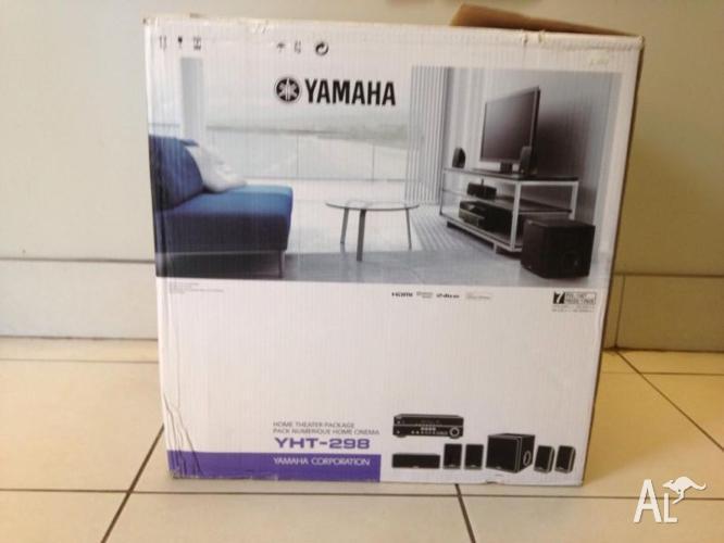 Yamaha YHT 298 Home Theatre