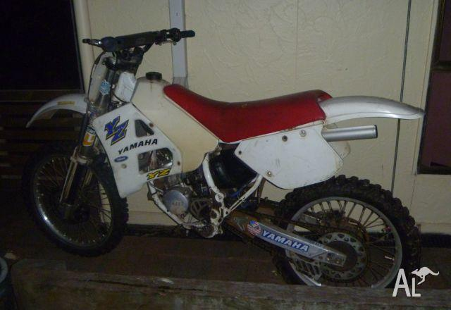 YAMAHA YZ125 1989 for Sale in MOUNT GAMBIER, South Australia