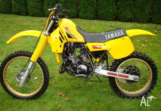 Used Yamaha Yz Dirt Bikes For Sale