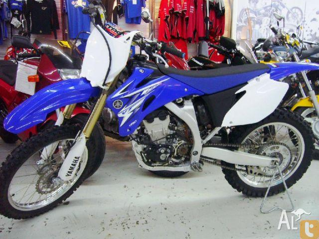 Yamaha yz250f 250cc 2009 for sale in ringwood victoria for Yamaha yz250f for sale