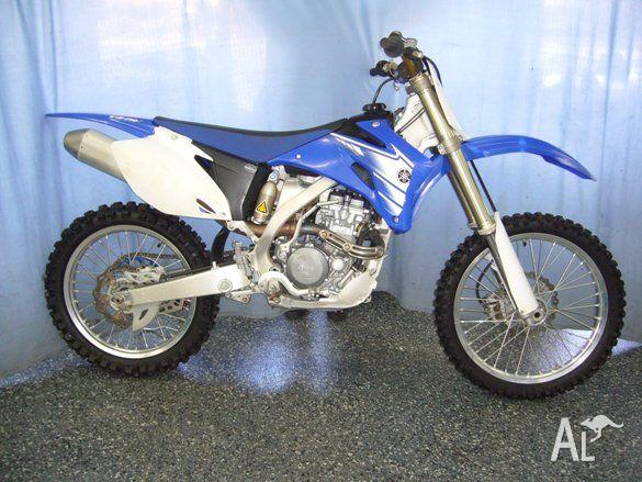 yamaha yz250f 250cc v 2006 for sale in adelaide south