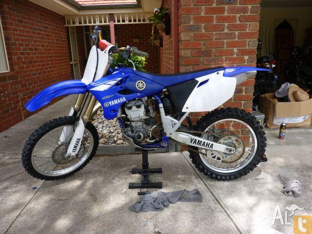 Yamaha yz450f 2005 for sale in somerville victoria for Yamaha yz450f for sale