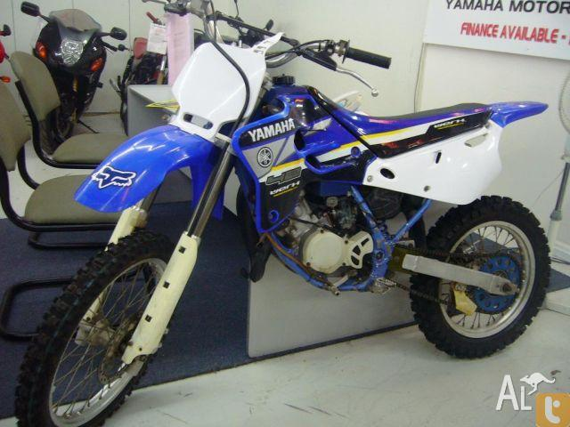 yamaha yz80 80cc 1996 for sale in ringwood victoria classified. Black Bedroom Furniture Sets. Home Design Ideas